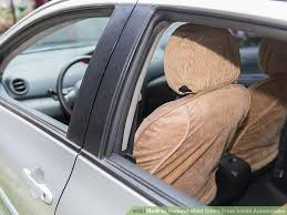 image titled remove mold odors from inside automobiles step 12