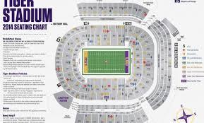 Auburn Stadium Seating Chart 80 Unexpected Alex Box Seating Chart
