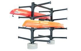 kayak storage rack ideas kayak storage racks rack ideas hoist outdoor design garage wood kayak storage