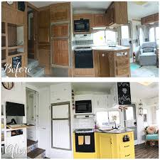 white paint and pops of color keep the kitchen looking fresh and modern mandy holesh
