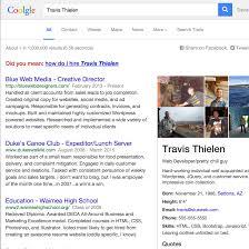 Travis Thielen S Awesome Resume
