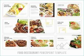 Powerpoint Templates Food Powerpoint Menu Template Fresh Restaurant Menu Powerpoint Template
