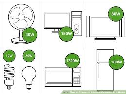 wiring diagram portable generator house great installation of how to connect a portable generator to a house 14 steps rh wikihow com generac generator wiring diagrams generator schematic diagram