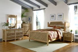 Still Classy With Wicker Bedroom Furniture Bedroom Design Ideas