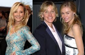 Ellen And Portia Ellen Degeneres Anne Heche And Portia De Rossi Photos Stars