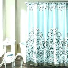 yellow and gray shower curtain blue grey curtains
