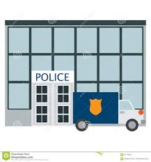 police station building clipart. Exellent Police Download Police Station Department Building Icon Vector Illustration Stock   Of Colorful To Clipart O
