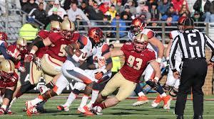 Kevin Kavalec - Football - Boston College Athletics