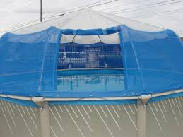 above ground pool covers. Above Ground Pool Screen Dome Covers