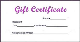 make a certificate online for free free online gift certificate creator regarding make your own print