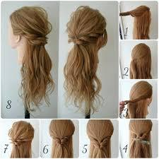 Coiffure Mariage Cheveux Mi Longs Beau Tuto Coiffure Rapide