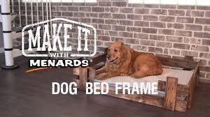 Dog Bed Frame at Menards®