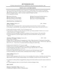 Loan Officer Resume Sample Templates Commercial 16