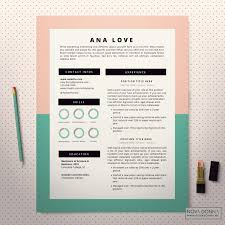 Modern Resume Design Modern Resume Samples Download now Resume Template Cv Template 1