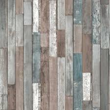 fine decor reclaimed wood wallpaper