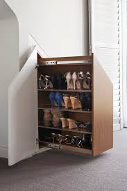 shoe storage furniture for entryway. Most Popular Entryway Shoe Storage: Furniture Inspiration Astounding Built In Hidden Pull Out Storage For O