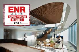 Midwest Design Firms Partners By Design Named An Enr Midwest Region Award Of