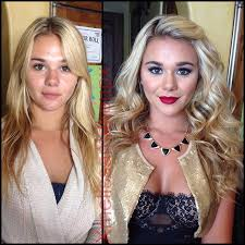 makeup ideas women without makeup s with and without makeup 55 pics