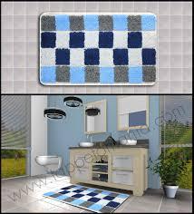 Tappeti moderni per il bagno : bollengo