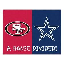star area rugs cowboys house divided all star area rug floor mat