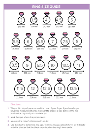 25+ best ideas about Ring Sizes on Pinterest | Rings, Jewelry ...