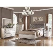 bedroom furniture. Plain Furniture Silver Orchid Olivia 6piece Bedroom Furniture Set Throughout