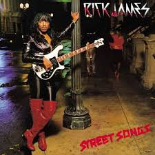<b>Rick James</b> - <b>Street</b> Songs (Vinyl) : Target