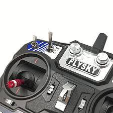 <b>Flysky FS</b>-<b>i6</b> AFHDS 6CH 2.4GHz Radio System RC Transmitter ...