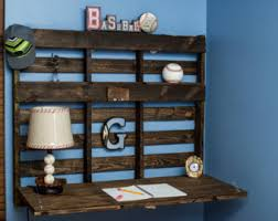 pallet furniture etsy. reclaimed pallet wall desk wooden table furniture recycled wood etsy n