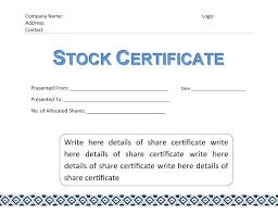 Graduation Certificate Template Word Lovely Free Stock Certificate
