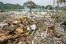 Devastation on Thai island resort Phi Phi Editorial Stock ...