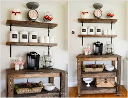 6 unique diy coffee station