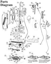 oreck xl2450rh vacuum parts xl2450rh