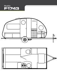Small Picture Safari Alto F1743 floor plan from Starling Travel The LIGHTEST