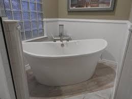 maax freestanding tubs maax orchestra 66 in fiberglass center drain non whirlpool flatbottom freestanding bathtub in