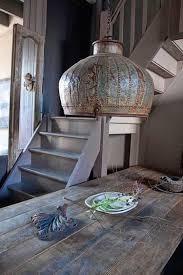 Aparte Lamp Boven De Eettafel Foto Geplaatst Door Stylin Op Welkenl