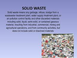 Solid Waste Management Ppt Elearning - Ifw Web Studio