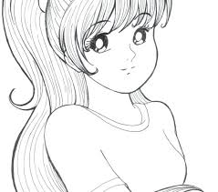 Cute Coloring Pages For Girls Cute Girl Coloring Pages Coloring