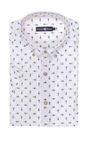 Men's Patterned Dress Shirts Enchanting Laundry List Shirts Dress Shirts Men's Pineapple Patterned