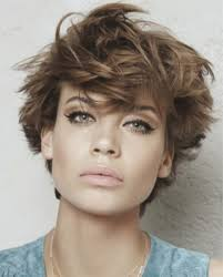 Warry And Short Ladies Hairstyle Haircuts Female 2019