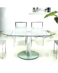 dining tables extendable glass dining table sets dinning round decor fascinating set and chairs black