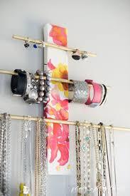 10 diy bracelet holder ideas