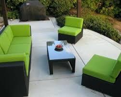 modern outdoor lounge sets patio furniture with custom cushions sunbrella rain