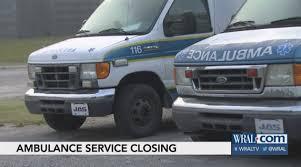 Johnston Ambulance Service N C Ambulance Service Closing After 40 Years Ems World