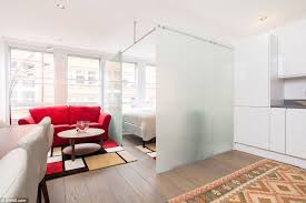 One Bedroom London Unique On Throughout Flat Among Smallest In Hits Market  For 500 000 16