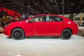 2016 corolla special edition.  2016 2016 Toyota Corolla Special Edition Chicago Auto Show Featured Image Large  Thumb2 Throughout Edition T