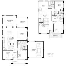 apartments simple two story house plans simple two story for two in one house plans