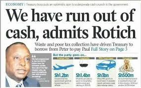 Image result for treasury kenya cs