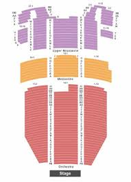Act Theatre Seating Chart Seattle 5th Avenue Theatre Tickets And 5th Avenue Theatre Seating