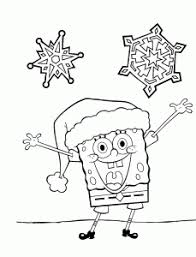 Spongebob Free Printable Coloring Pages For Kids
